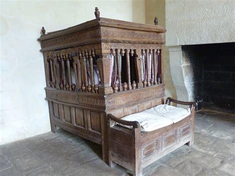 French Furniture by File Ch 226 Teau De Kerjean 14 Lit Clos Lit Carrosse Jpg