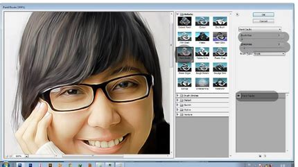 Tutorial Buat Foto Smudge | tutorial cara membuat smudge painting dengan photoshop