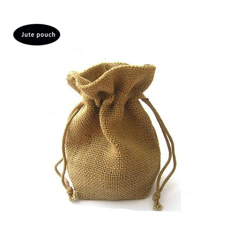 wholesale burlap hessian gift bags sacks jute bags hessian