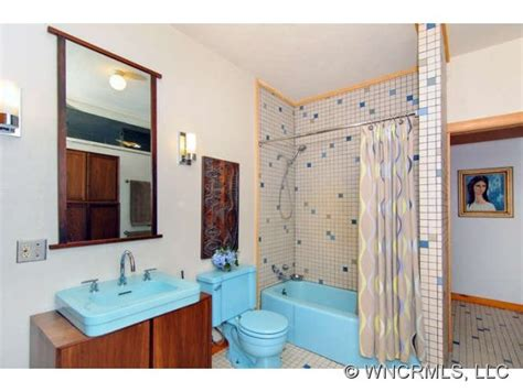 blue bathroom fixtures vintage blue fixtures in new bathroom decorating ideas