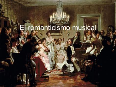 Imagenes Romanticismo Musical | el romanticismo musical
