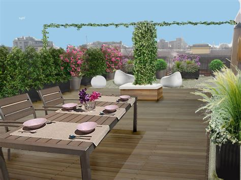 progetti terrazzi maestri giardini progetti di giardini