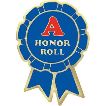 Bc Awnings A Honor Roll Award Pin Anderson S
