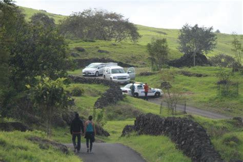 Oprahs Hawaiian Home In Earthquake by Now Photos In Hawaiʻi Security Heavy