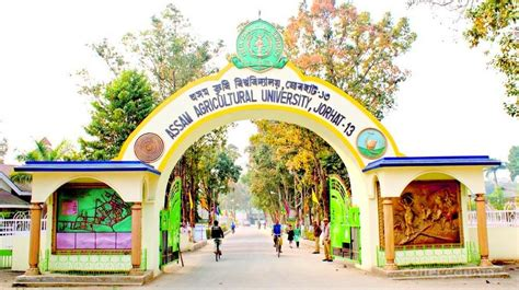 List Of Assam Mba College by Assam Agricultural Aau Jorhat Hostel