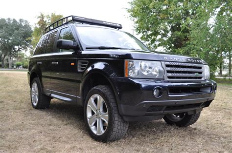 lifted range rover for sale 2006 range rover sport hse lifted 15 900
