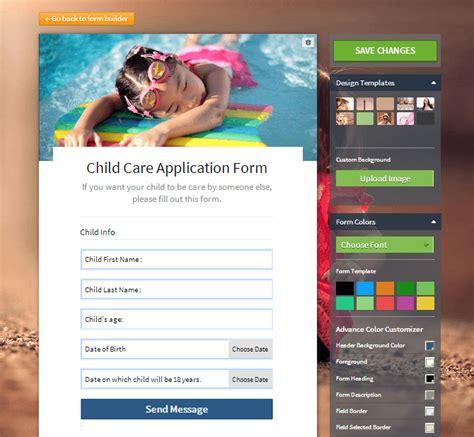 design forms online web form builder design forms online formget