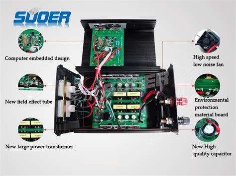Harga Power Inverter Suoer supplier glodok inverter suoer 1000 watt hda