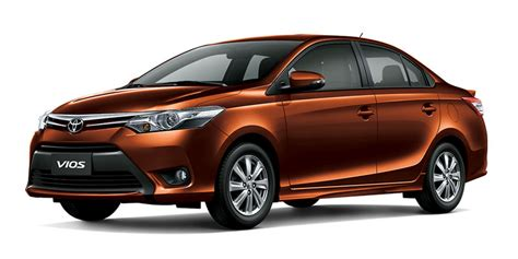 Toyota Colors Toyota Vios 1 5g At Available Colors