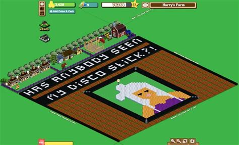 Gaga Pairs With Farmville zynga and gaga partnering up once more opening gagaville
