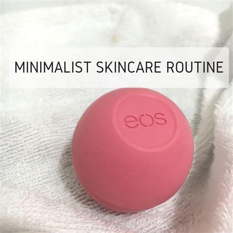 minimalist skincare minimalist skincare routine romanelle