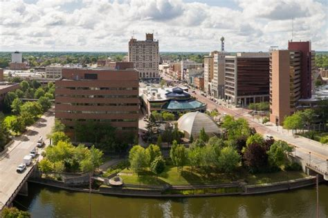 Grant Will Help Um Flint by Mott Grant Advances Um Flint S Data Mapping Mission