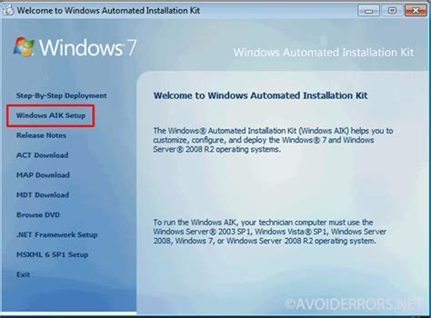 how to create windows 7 winpe bootable usb drive avoiderrors