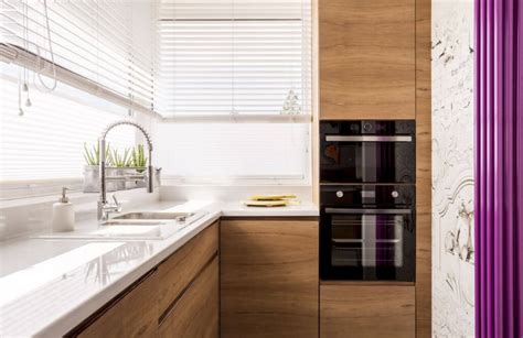 decorar cocina moderna cocinas peque 241 as 6 ideas geniales para decorarlas