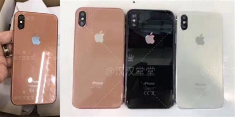 iphone 8 to launch alongside the 7s in three colors with limited supplies new rumor claims
