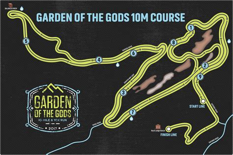 Garden Of The Gods 10 Miler by New Course And Run Celebration Set For 41st Garden Of