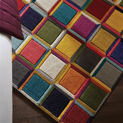 the rug seller uk freebie friday competition win a spectrum rug from the rug seller