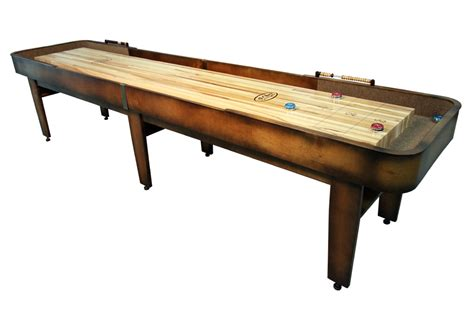 Shuffleboard Tables For Sale shuffleboard tables for sale handcrafted in the