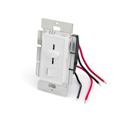 outdoor led light dimmer slvdx 60w led switch and dimmer for standard wall switch