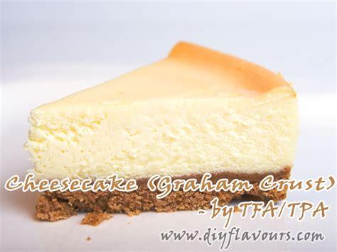 Original Tfa Flavor 30ml Cheescake cheesecake graham crust flavor by tfa tpa
