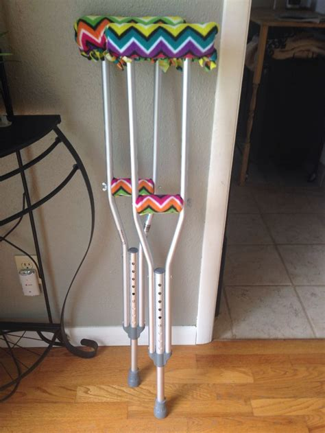ways to make crutches more comfortable 29 best images about bling crutches on pinterest walking