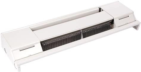 baseboard heater with fan marley 2542w 2500 series 2 electric baseboard heater 400