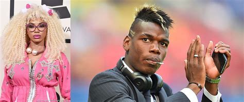 paul pogba is a very pogba dating african girl lipstick alley