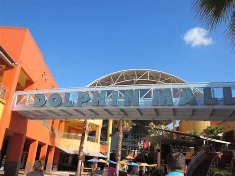 layout of dolphin mall best of miami from a native travel guide on tripadvisor