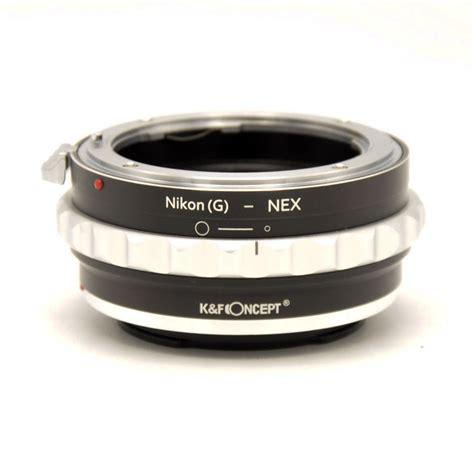 Kf Concept Nikon G Nex Nikon G F Ai Ais To Sony Nex E Mount k f concept lens mount adapter nikon g nex 2283 catawiki