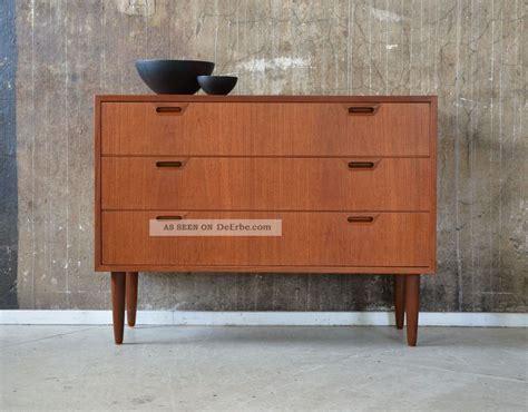 kommode teak 60er teak kommode design 60s teakwood cabinet chest