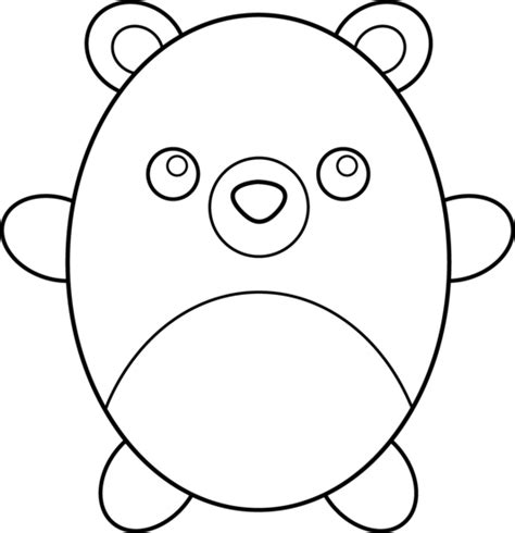 coloring pages of cute teddy bears chubby teddy bear coloring page free clip art