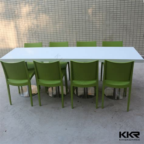 Solid Surface Dining Table Large Size Dining Table Solid Surface 6 Seaters Dining Tables Buy Solid Surface 6 Seaters