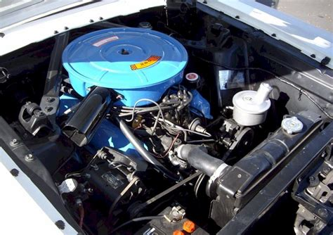how do cars engines work 1964 ford mustang electronic throttle control pace car white 1964 ford mustang indianapolis pace car hardtop mustangattitude com photo detail