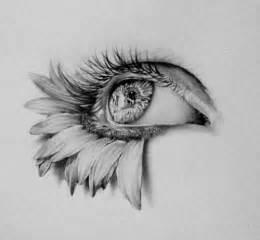 art flowers and eye image art pinterest eye images