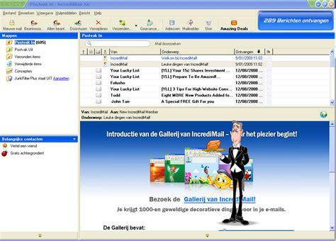 email gratis incredimail gratis e mail programma downloads gratis e