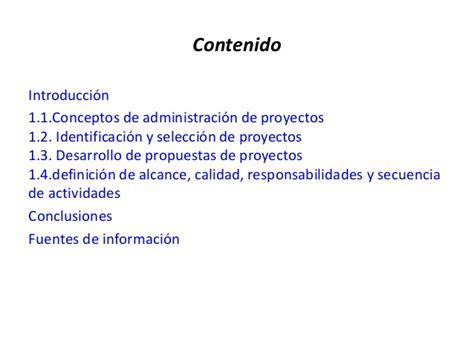 conceptos de administracion estrategica by manuel ricardo formato ppt de conceptos de administraci 243 n de proyectos