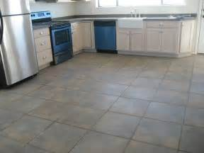 Kitchen Floor Tiles Home Depot The Pros Amp Cons Of Ceramic Flooring For Your Kitchen