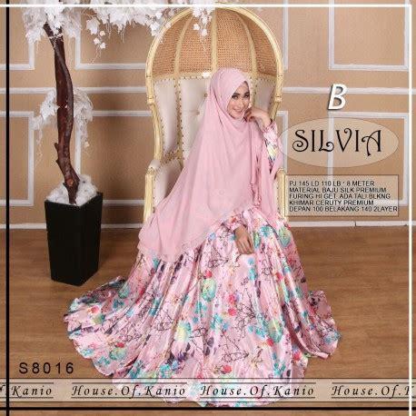 Velian Gamis Dress b baju muslim gamis modern