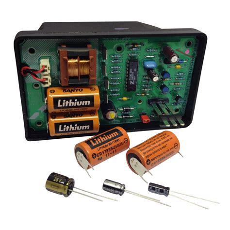 saab 93 9 3 95 9 5 alarm siren battery