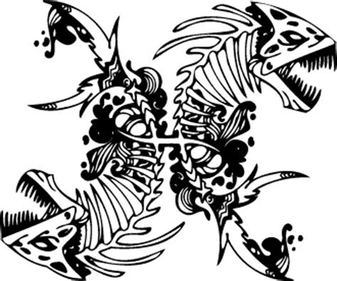 tribal pisces symbol tattoos 13 marvellous tribal pisces only tribal