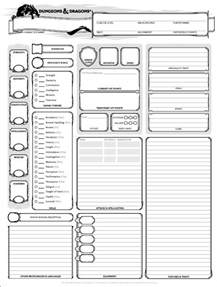d d 3 5 templates 25 best ideas about dnd character sheet on