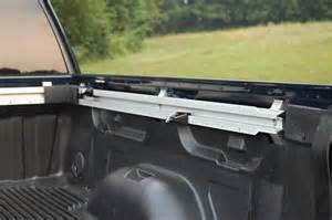 Cargo Management Rail System Silverado Fold A Cover G4 Elite Works With Most Cargo Rails And