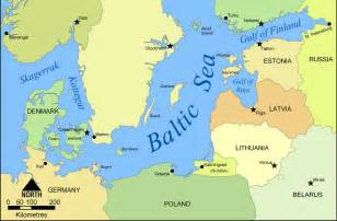 Map Of Baltic States by Snarky Librarian Baltic Sea Cruise Part I