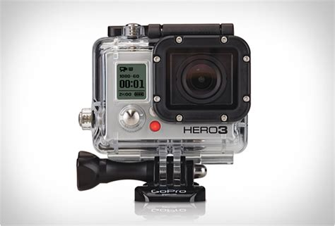 Gopro Second gopro hero3