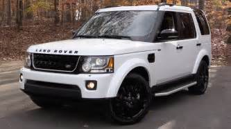 2016 land rover lr4 hse discovery start up road