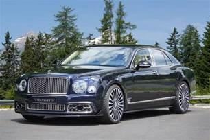 Bentley Official Official Mansory Bentley Mulsanne Gtspirit