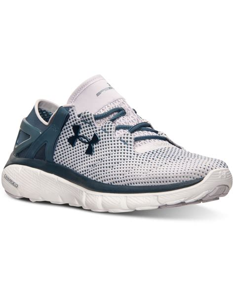 armour sneakers womens lyst armour s speedform fortis pixel running