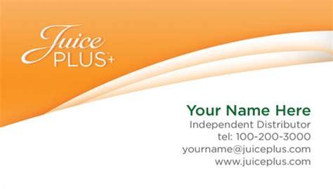 juice plus business card template juice plus business card design 3