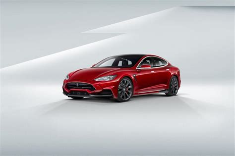 Tesla Design Larte Design Tesla Model S Elizabeta Revealed
