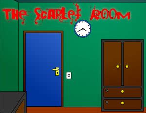 the scarlet room the scarlet room walkthrough comments and more free web at freegamesnews